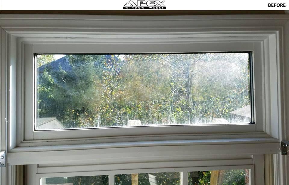 Top Door Foggy Glass Double Pane Window Fogging Repair Middle Class Dad Window Repair Windows Double Pane Windows