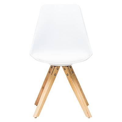 Me gustó este producto Basement Home Silla Valle Blanca. ¡Lo quiero!