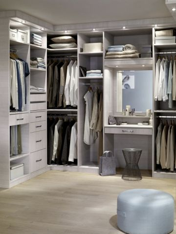 trendy dressing modles malins pour optimiser sa chambre dressings dressing room and armoires. Black Bedroom Furniture Sets. Home Design Ideas