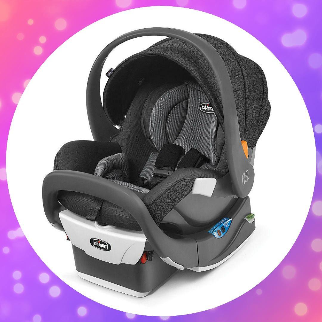 Chicco Fit2 Infant car seat Fleur Baby car seats, Car