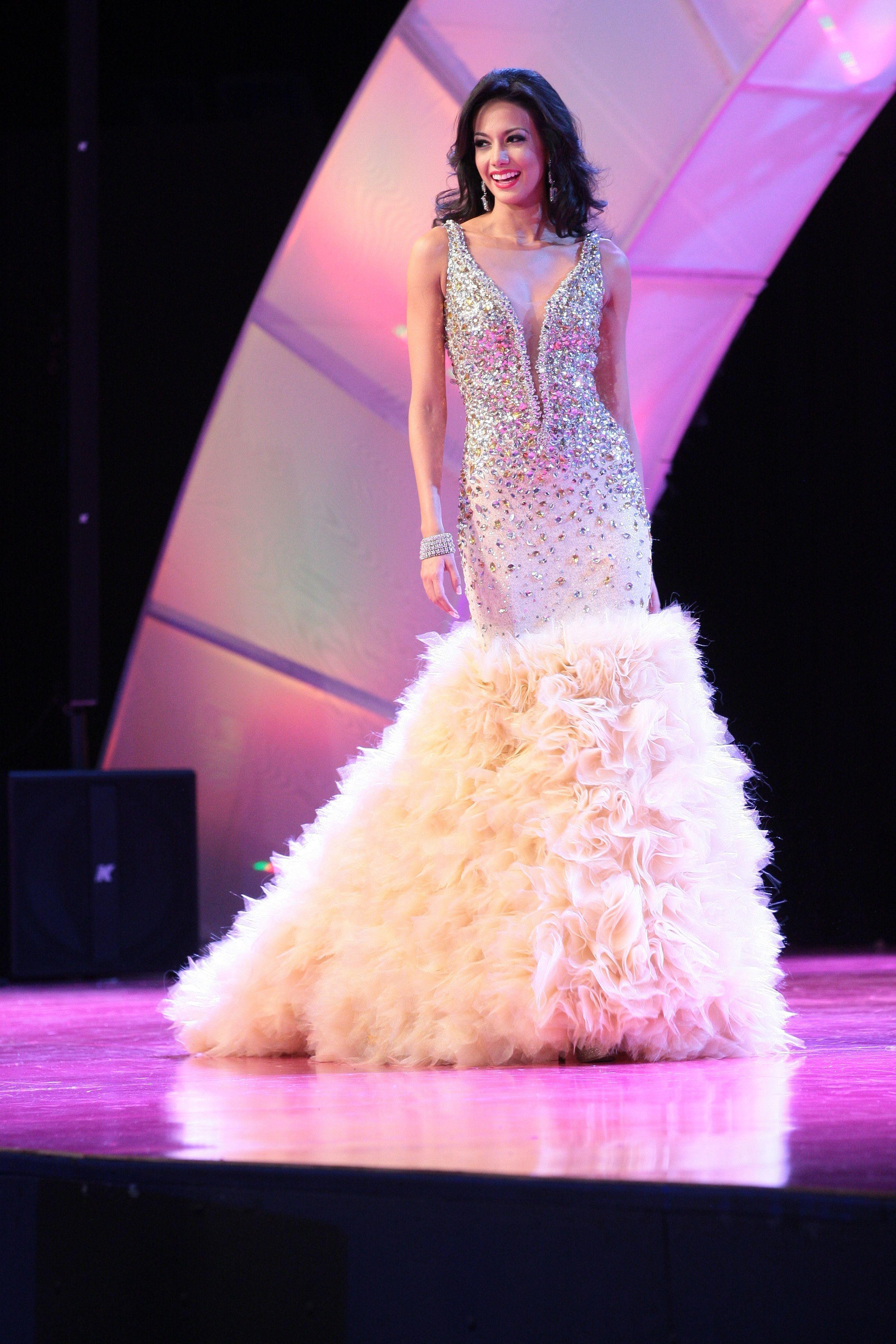 Excepcional Vestidos De Novia Glamour Del Viejo Hollywood Ornamento ...