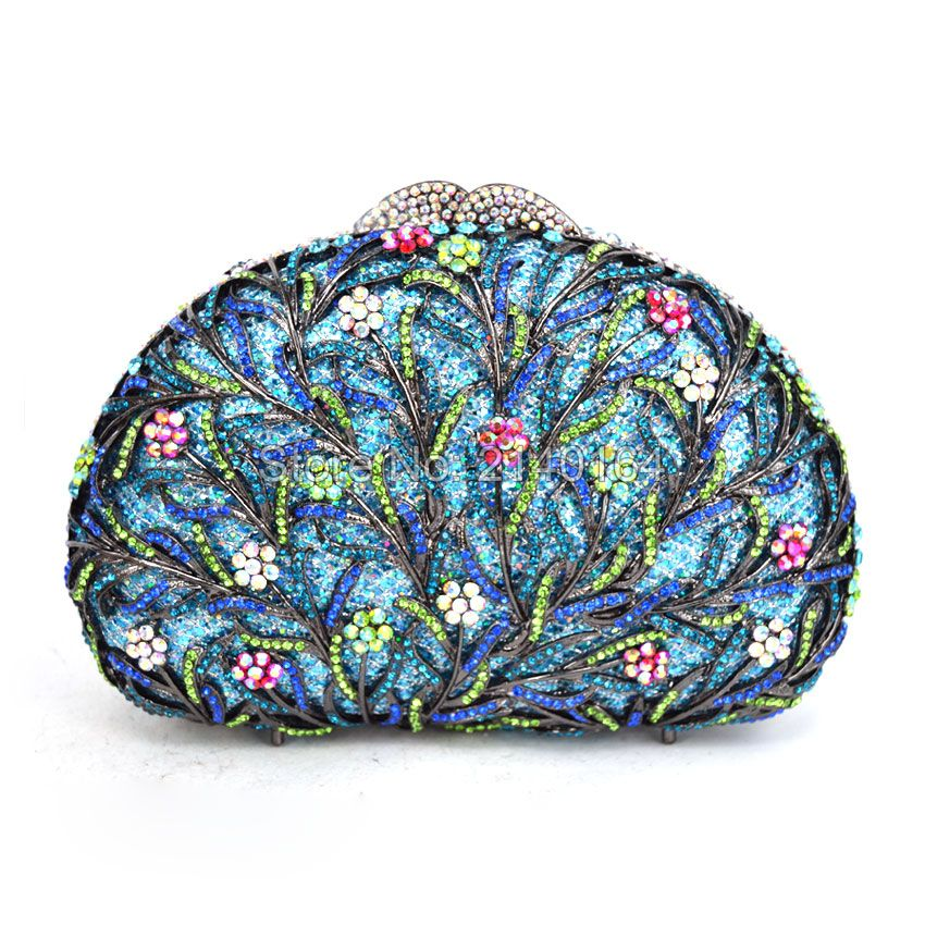 7dac11df1d89 New Fashion Ladies Clutch Bag Pearl Diamond Evening Bags Luxury Crystal  Pochette Wedding and Party Bags Women Handbags