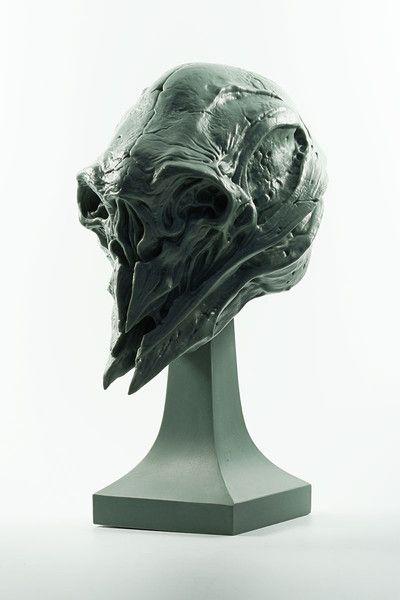 Spartan Skull- Dominic Qwek $80 http://dominicqwek.com/products/spartan-skull