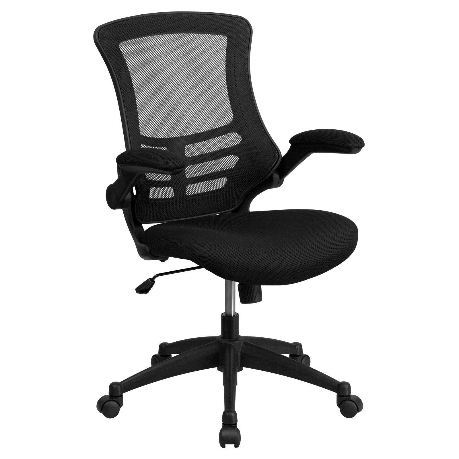 Flash furniture midback mesh swivel task chair with mesh