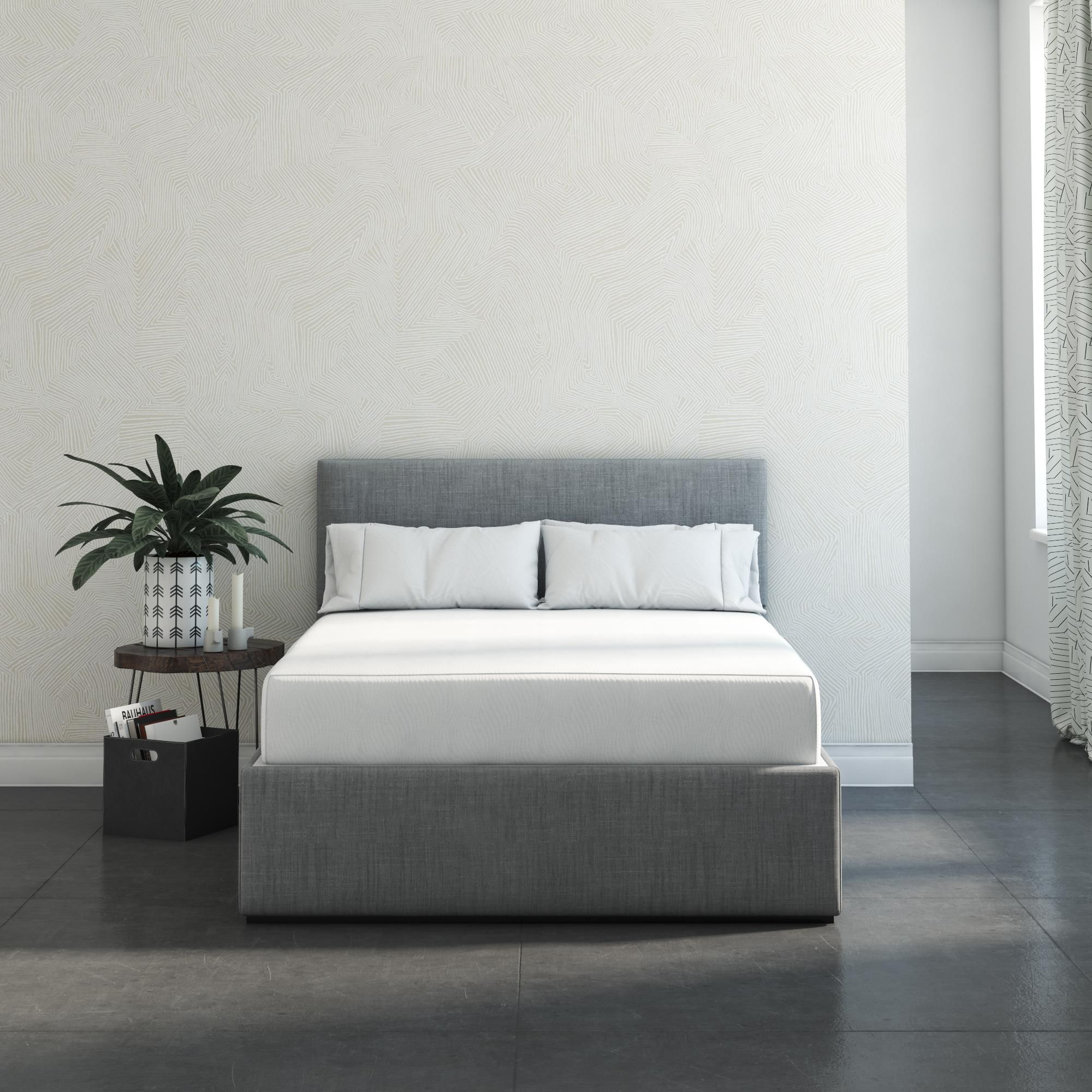 Free 2 Day Shipping Buy Mainstays 10 Memory Foam Mattress Queen At Walmart Com In 2020 Memory Foam Mattress Mattress Foam Mattress