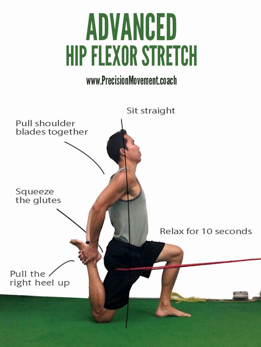 Hip Flexor: 5 Ways Poor Form With Hip Flexor Stretches ...
