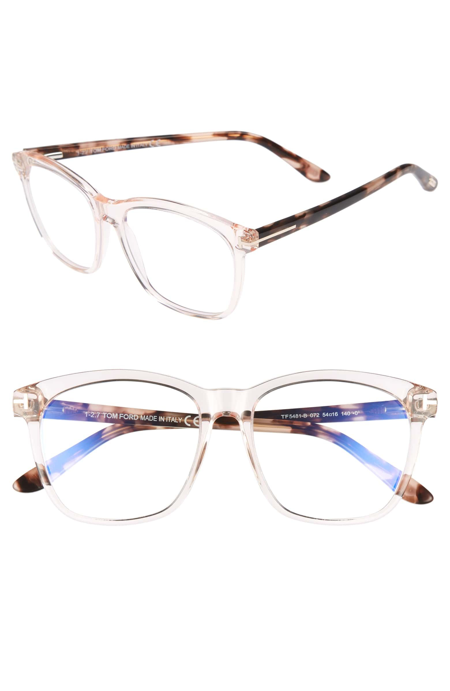 bdf99c82f1c5 54mm Blue Block Optical Glasses