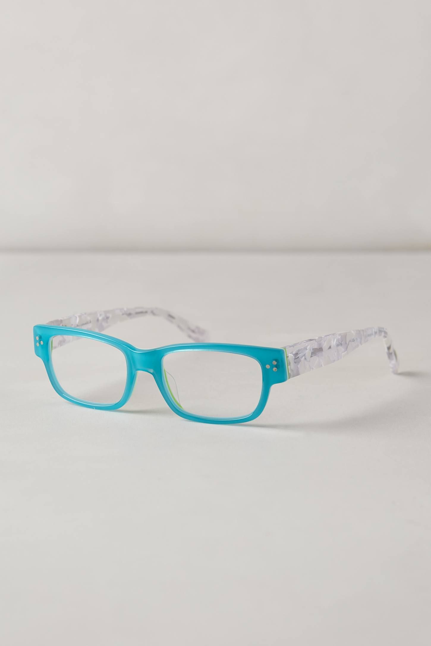 03706755524 Eyebobs Turquoise Reading Glasses - anthropologie.com