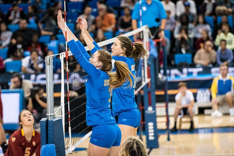 Reily Buechler Jennie Frager Women Volleyball Female Volleyball Players Volleyball Players