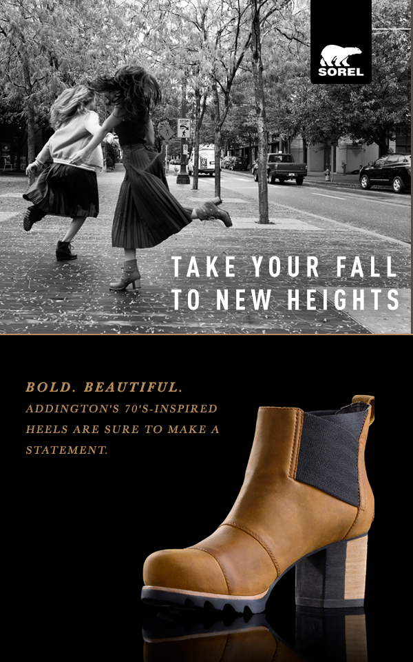 Addington™ Chelsea Leather Boot