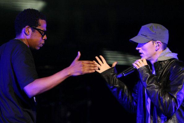 Eminem Photos - Eminem in TriBeCa - Zimbio