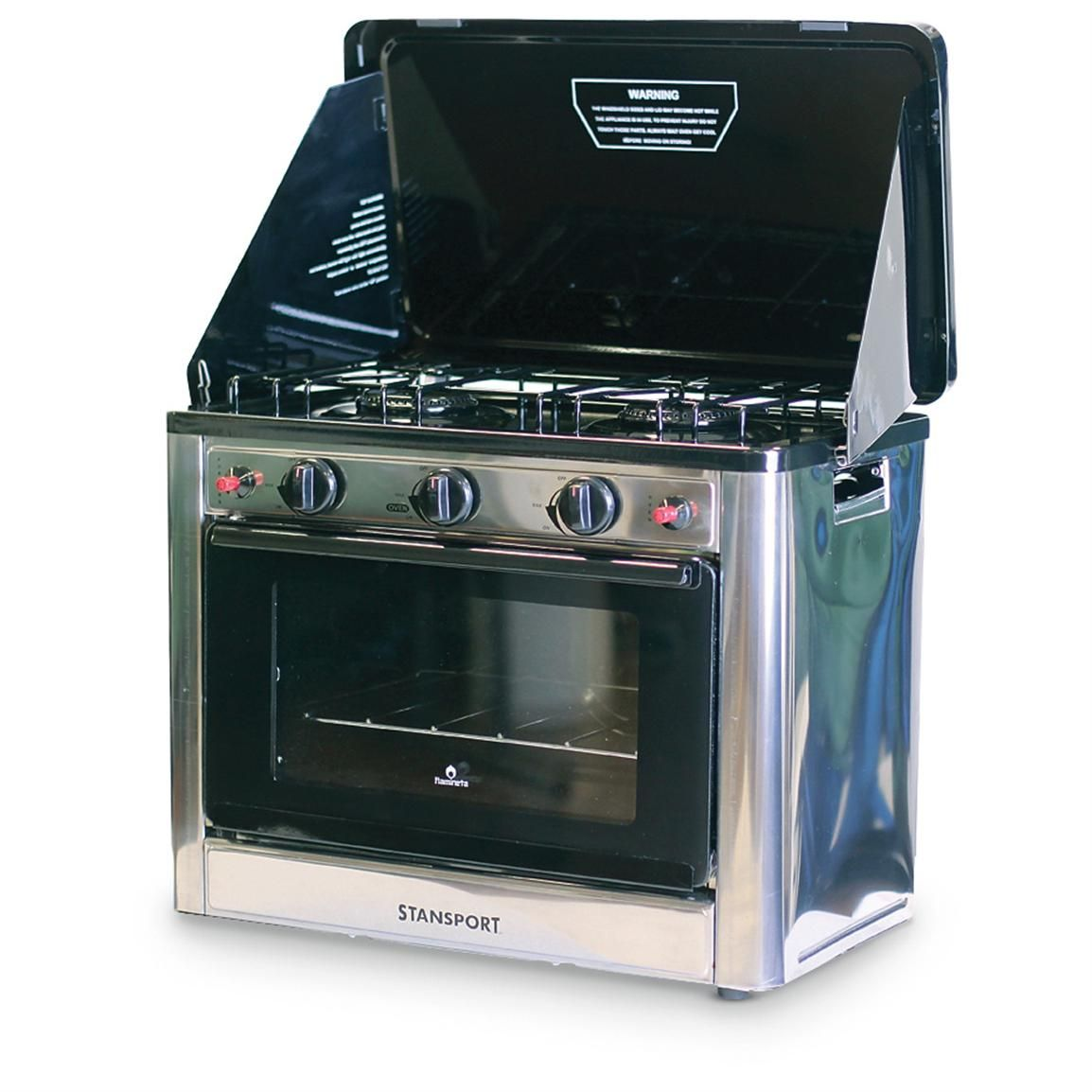 Kitchens Stansport Outdoor Propane Gas Stove