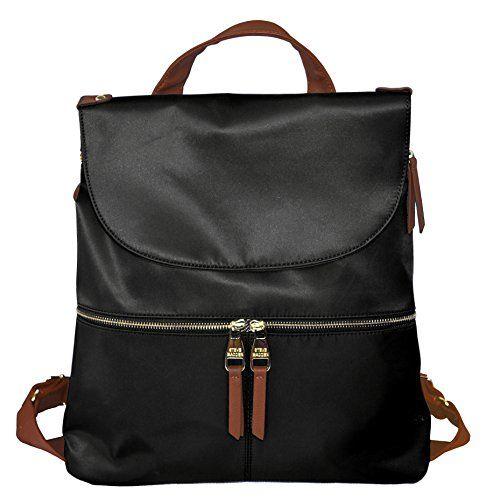 Steve Madden Spencer Large Backpack Bag Handbag Back Pack Black |  Accessorising - Brand Name / Designer Handbags For Carry & Wear... Share If  You Care!