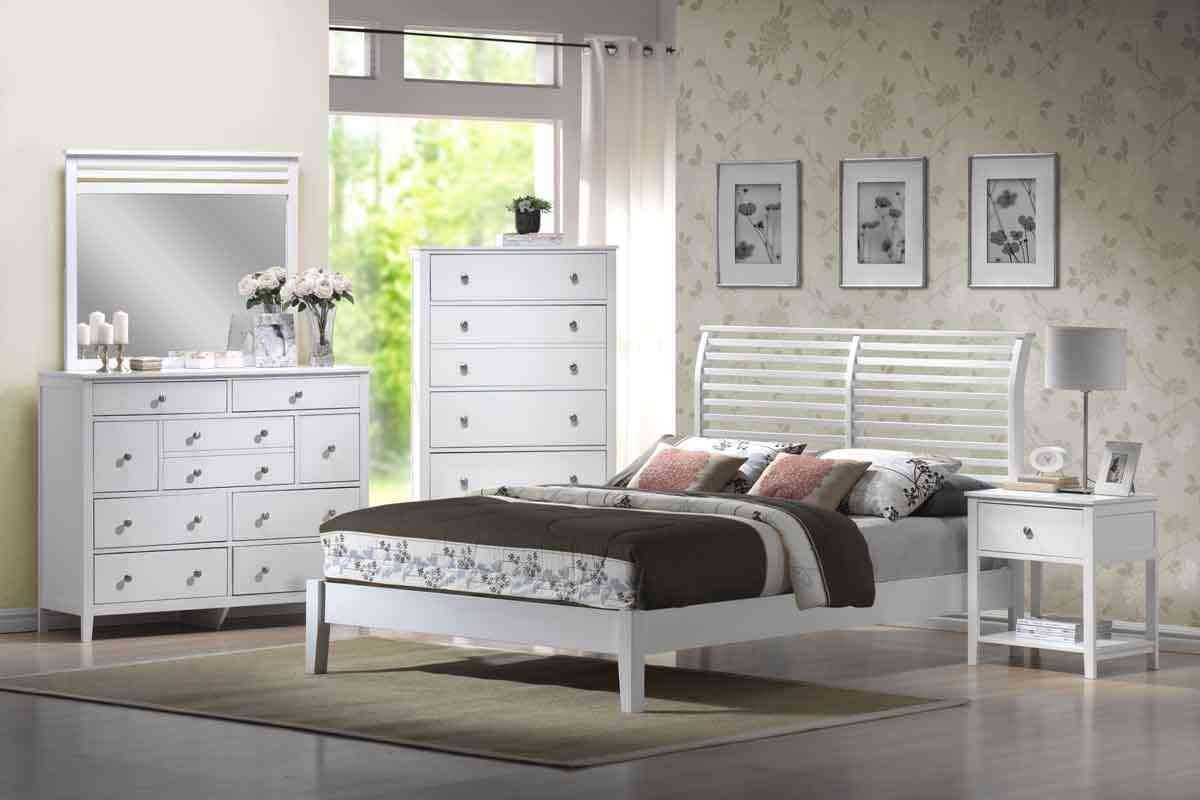 Ikea White Bedroom Set | White Bedroom Set | Pinterest | White ...