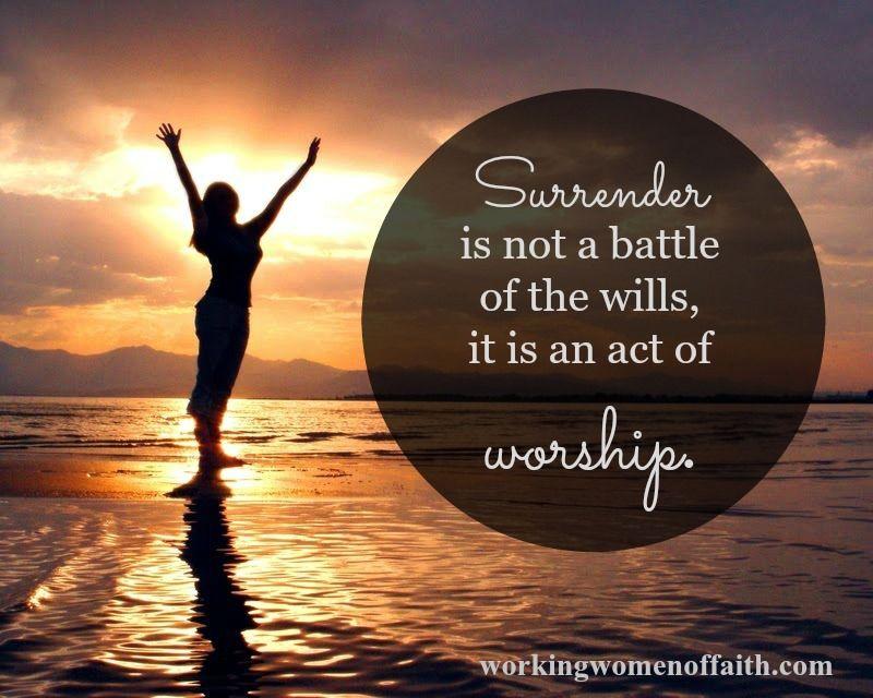 Manifest your desire | Surrender to god, Surrender, Psalms