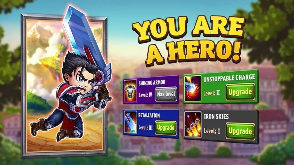 2020 Hero Wars Mod Apk V1 68 7 Unlocked Downlon In 2020 War Heroes Fantasy Battle Hero