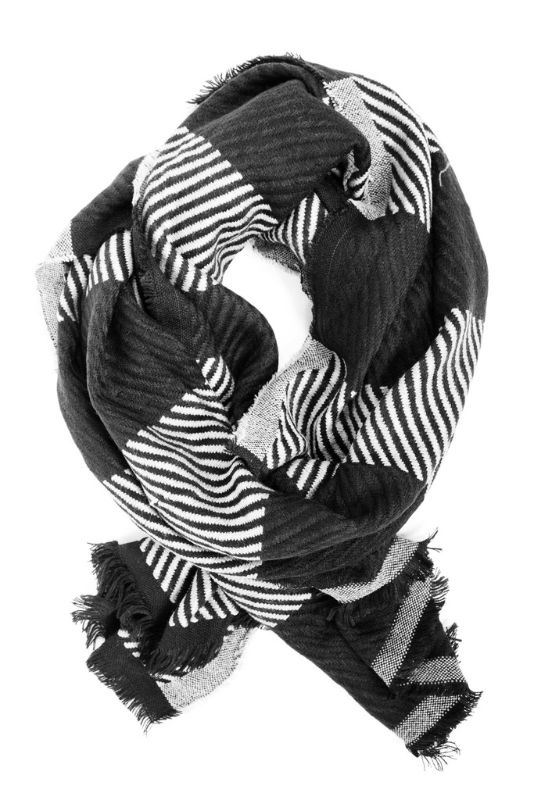 Rue Scarf. Love those stripes! www.mooreaseal.com