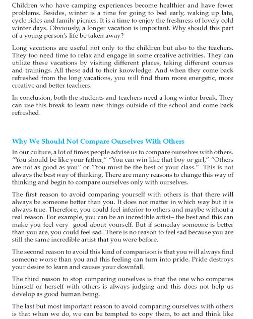 9th Grade Persuasive Essay Sample Writing Skill English Skills Narrative Spm Example Story