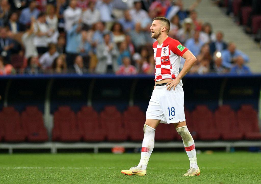 Ante Rebic Photos Photos France V Croatia 2018 Fifa World Cup Russia Final Fifa World Cup Fifa World Cup