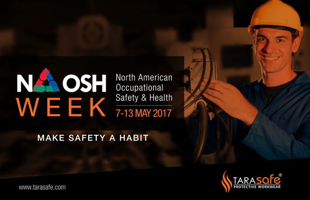 Commemorating naosh week highlighting to the public and