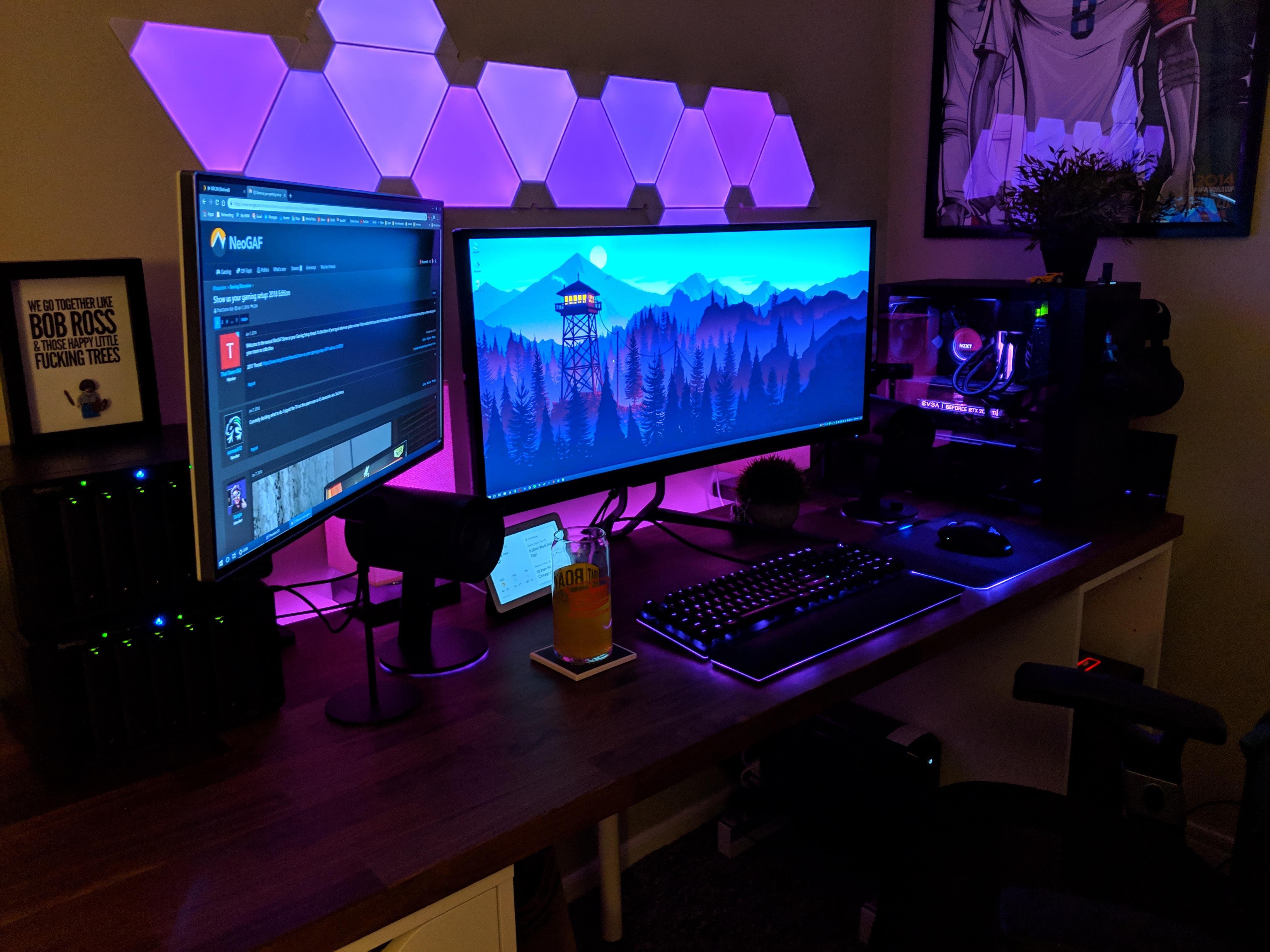 Final Battlestation Update for 2018