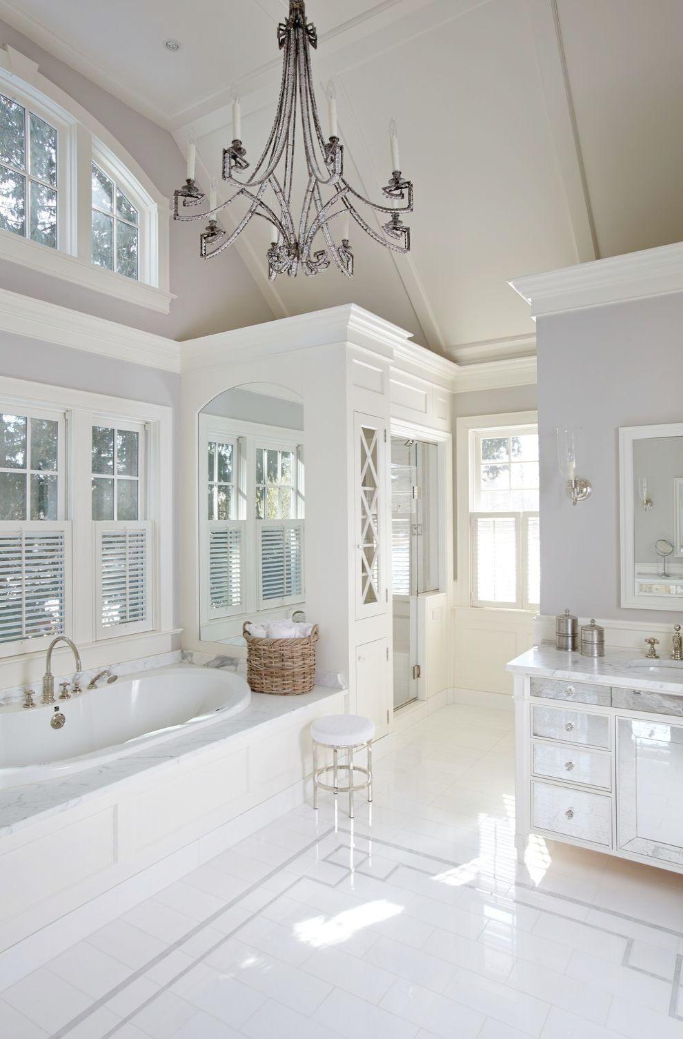 Luxury Bathrooms Perth Elegant Traditional Bathrooms | Baños ...