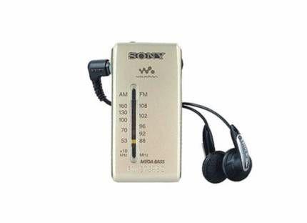 Sony SRF-S84C AM/FM Walkman Portable Radio SILVER | Radios & Receivers | Gumtree Australia Manningham Area - Doncaster | 1114870110