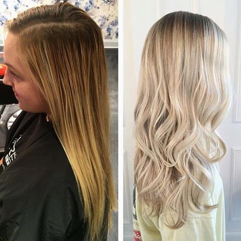 Blonder Brighter With No Breakage Gorgeous Transformation By