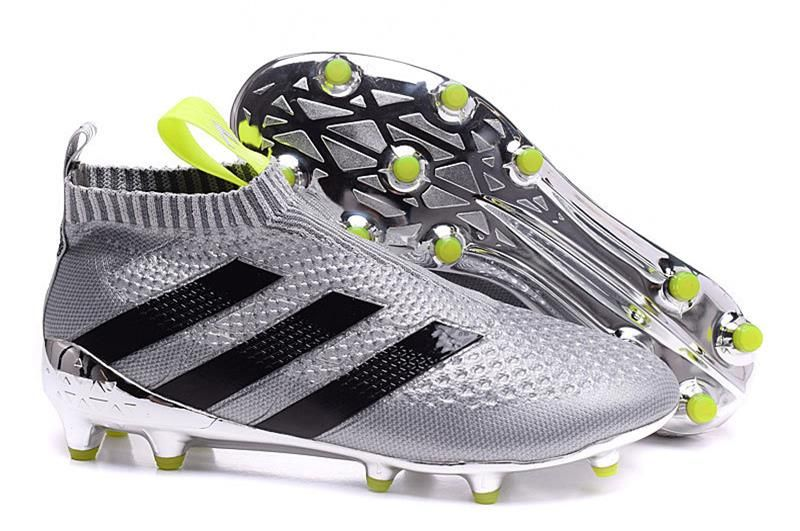 Guión Supone Alojamiento  adidas ACE 16+ PureControl FG-AG (black/sliver) | Best soccer cleats,  Soccer cleats adidas, Cheap soccer cleats