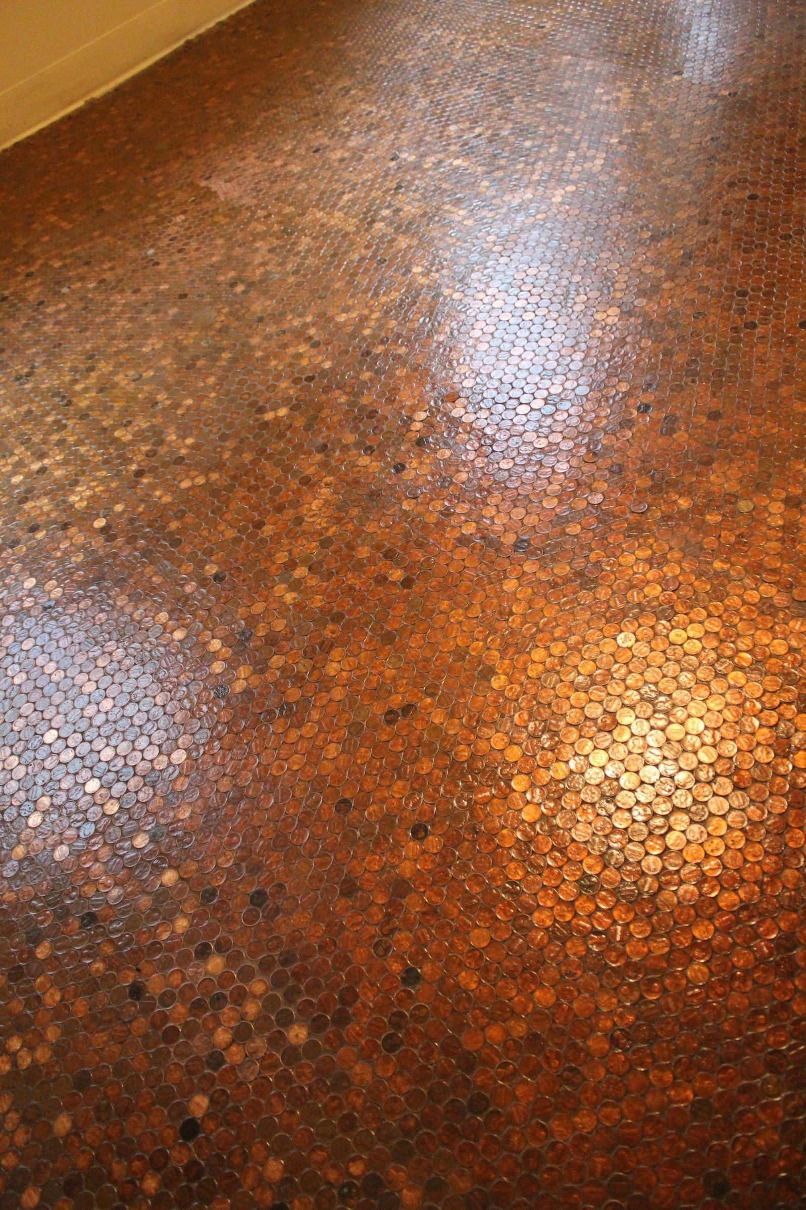 Penny Floor | Rund ums haus, Runde und Häuschen