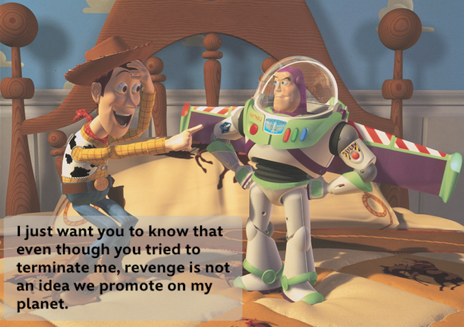 A Buzz Lightyear Quote For Every Situation Bam Pinterest Awesome Buzz Lightyear Quotes