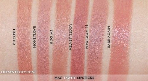 Which is your favorite MAC neutral lipstick?