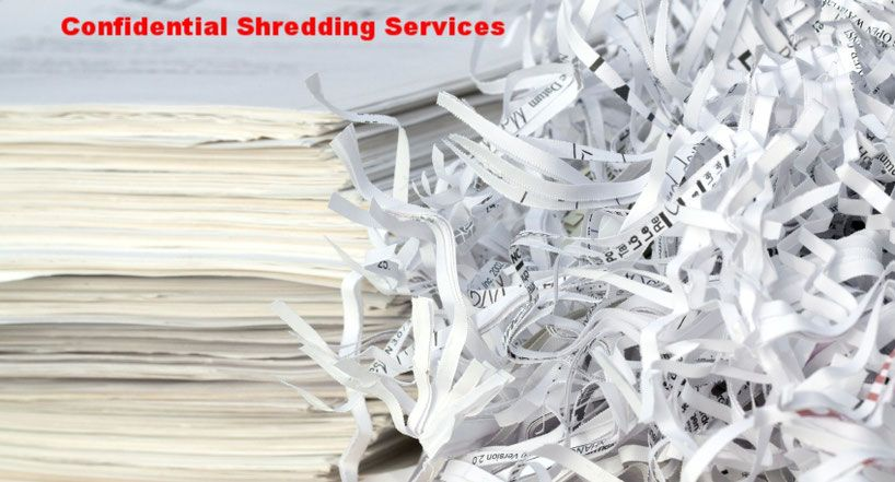 How Confidential Shredding Services Can Benefit Your