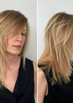 Thin Hairstyles Entrancing 80 Cute Layered Hairstyles And Cuts For Long Hair  Medium Layered