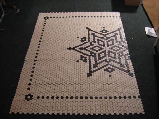 Best 25 Hex Tile Ideas On Pinterest Hexagon Tile