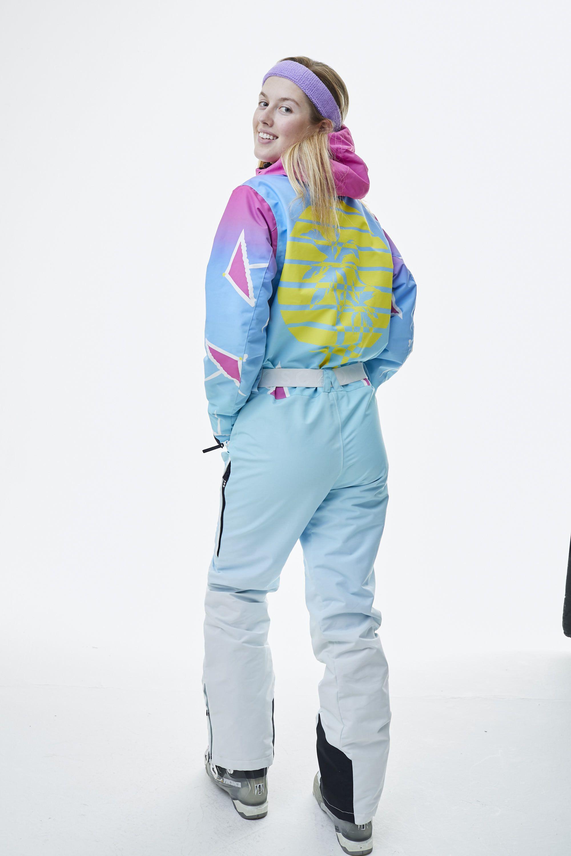 0251641993 Balearic Baller - Women s Ski Suit - OOSC Clothing