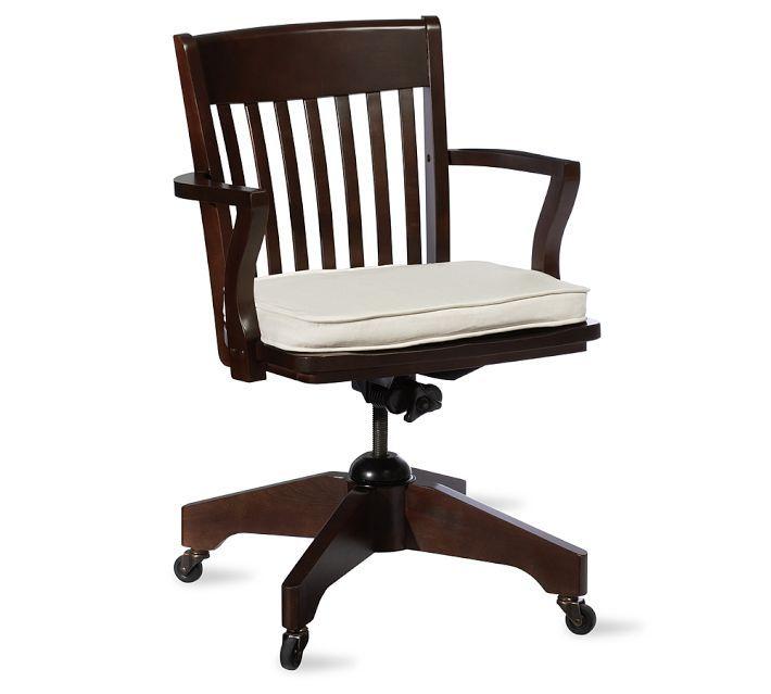 High Quality Decor Look Alikes | Pottery Barn Swivel Desk Armchair $399 Vs $133 @wayfair
