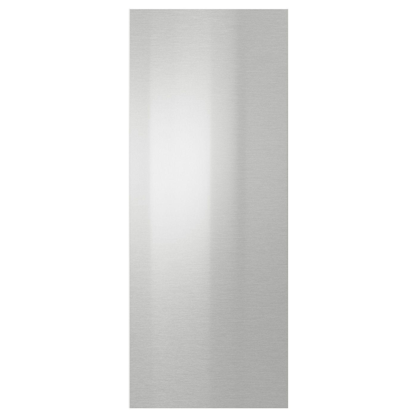 IKEA - GREVSTA Door stainless steel | Stainless steel ...