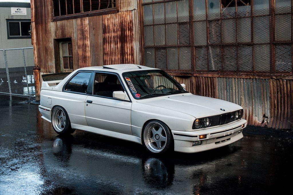 Classic Bmw E30 M3 Modified Not Stock Bmw E30 Bmw E30 M3 E30