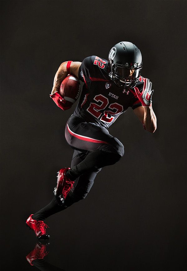 university of utah football hall of fame photography on behance
