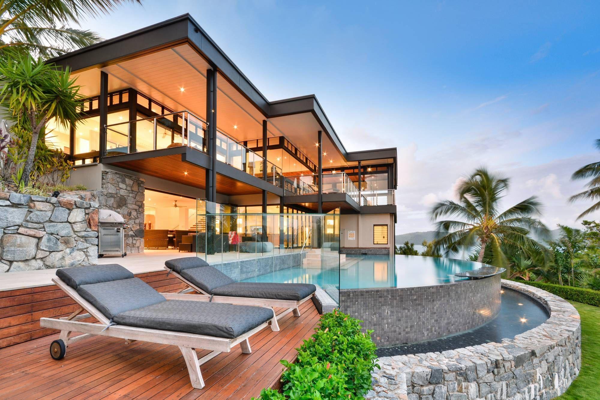 Stay At Glass House Hamilton Island Queensland Australia