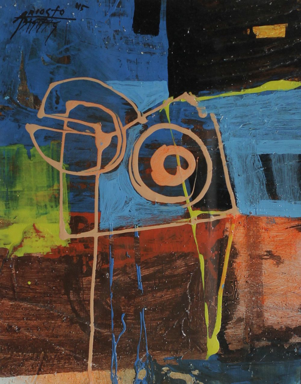 Art Painting DaleBagtas Abstract ArtCollection