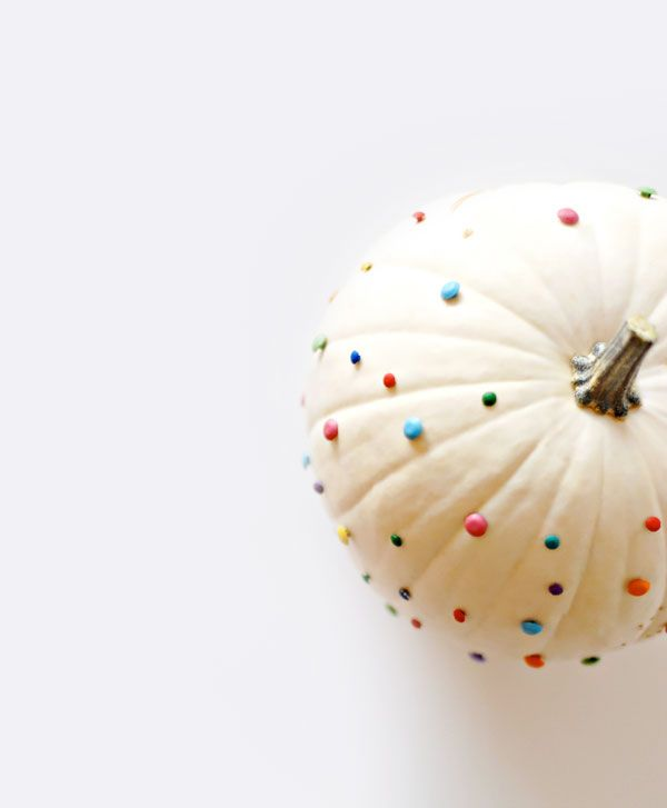 23 Totally Chic Ways to Decorate Your Pumpkins Creative pumpkins