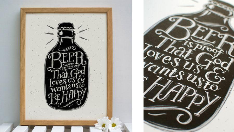 Resultado de imagen de quotes beer