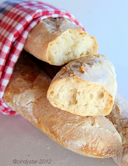 French bread - Julia Child's recipe (Simple)