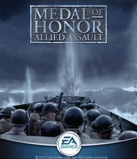 Medal Of Honor Allied Assault Medal Of Honor Gaming Pc Medals