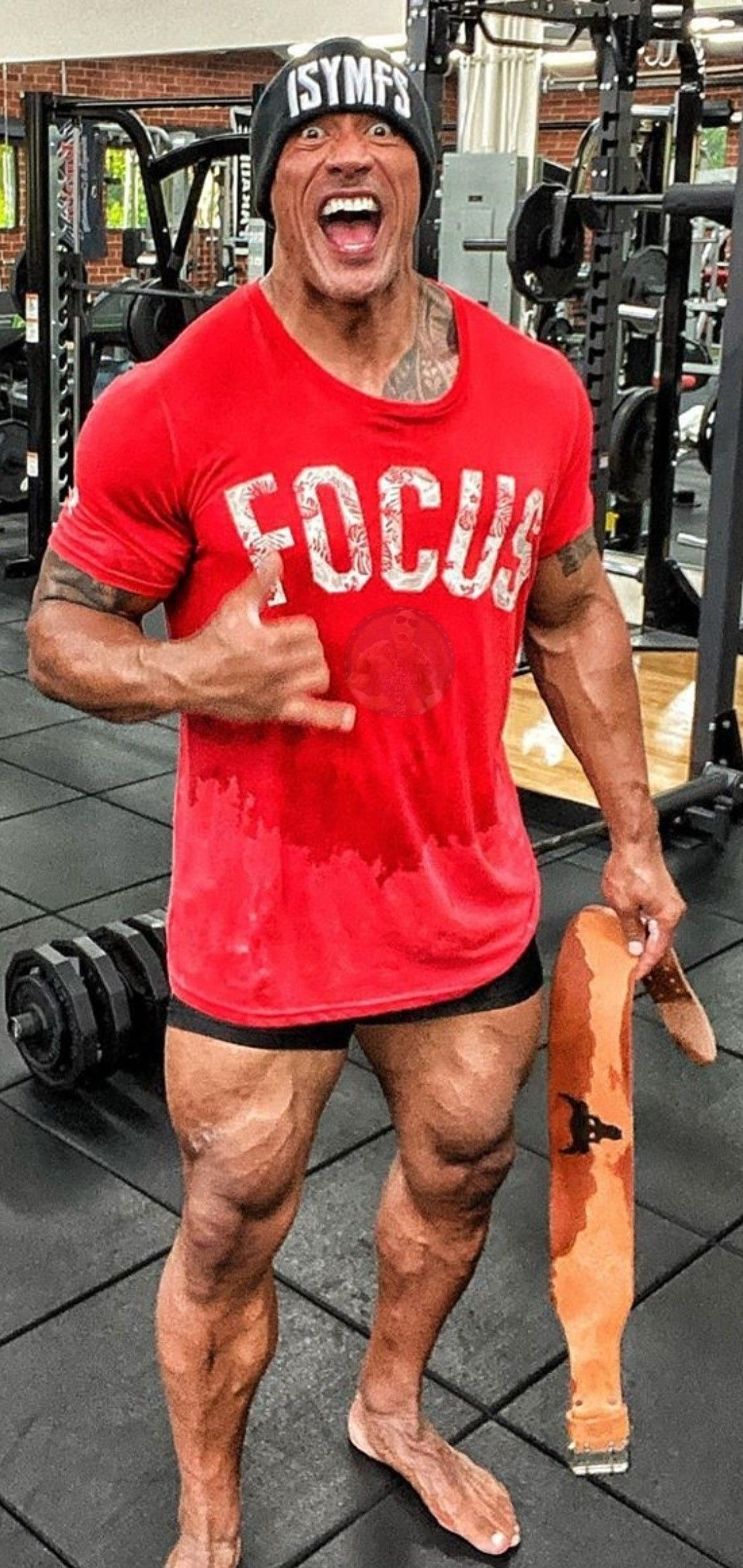 My Leg Day Workout Stay Focus Always Be The Hardest Worker In The Room The Rock Dwayne Johnson Leg Day Workouts Dwanye Johnson