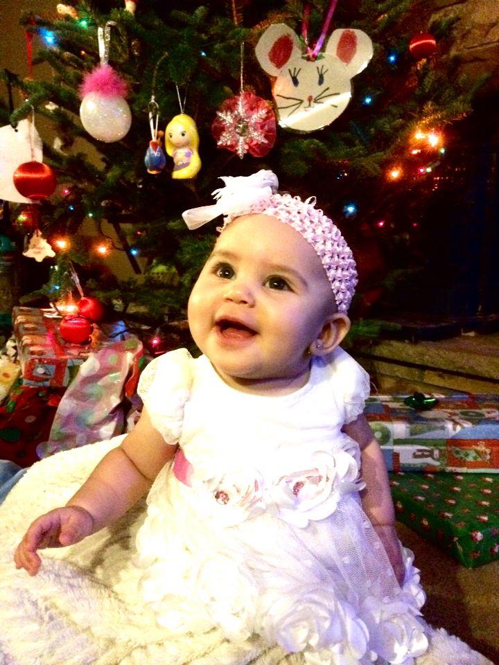 Nova's best Christmas picture :)