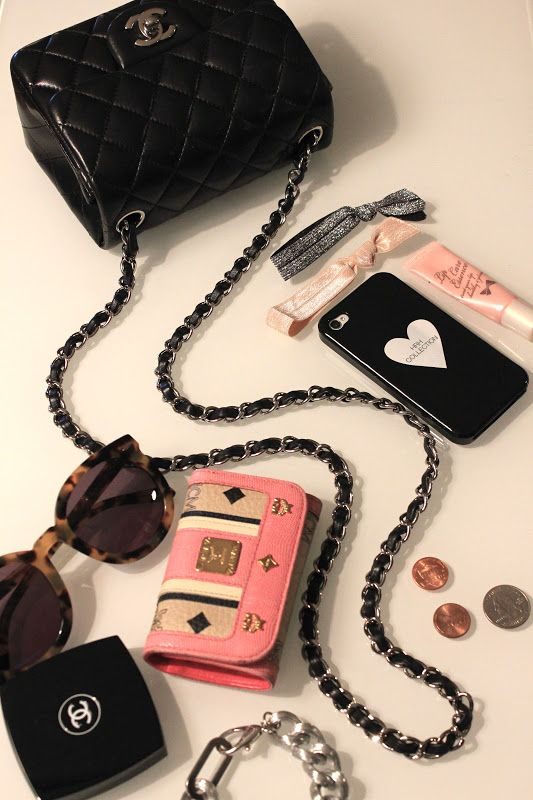 a731c56dc460 HRH COLLECTION | My Style in 2019 | Inside my bag, Chanel mini, Bag ...