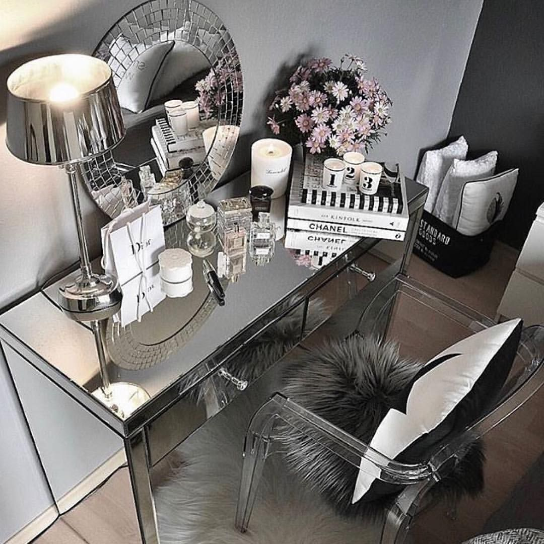 Vanity inspiration decor pinterest vanities makeup vanities